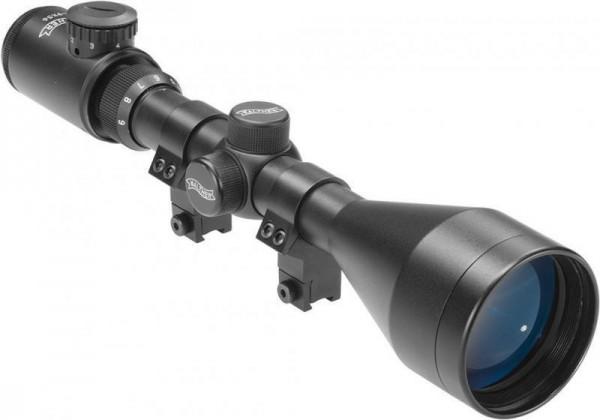 Walther Zielfernrohr 3-9x56 Montage: 22mm