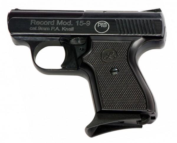 RECORD Modell 15-9 Schreckschusspistole 9 mm P.A.K.