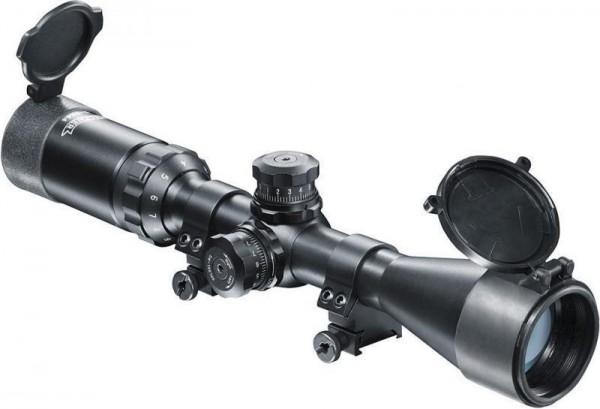 Walther Zielfernrohr ZF 3-9x44 Sniper Montage: 22mm