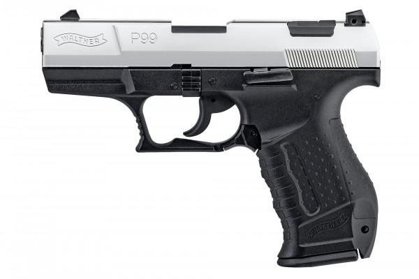 Walther P99 SV 9 mm P.A.K. Schreckschusspistole