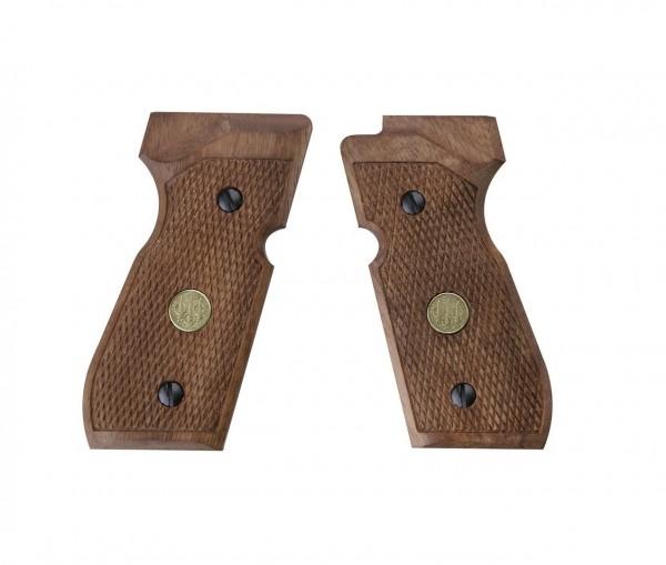 Holzgriffschalen Beretta M92FS - XX-Treme