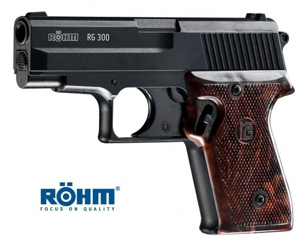 Röhm RG 300 Gaspistole Brüniert
