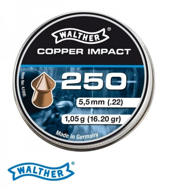 Walther Copper Impact 5,5 mm
