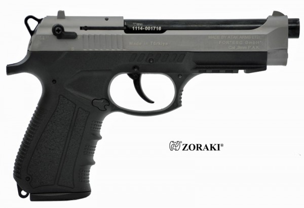 Zoraki 918 Schreckschusspistole 9mm P.A.K.Titan