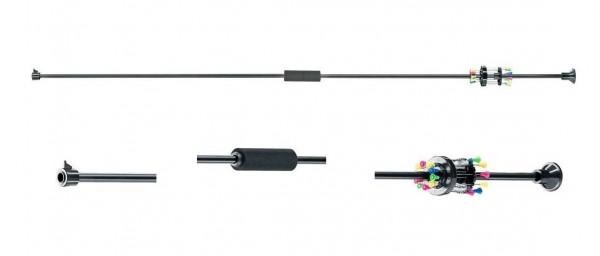 Blow Gun Blasrohr lang 150 cm