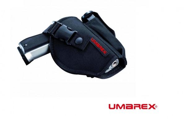 Umarex Gürtelholster mit Magazintasche für mittelgroße Waffen