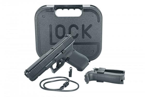 Glock 17 Gen5 T4E First Edition .43 Paintball CO2 Pistole