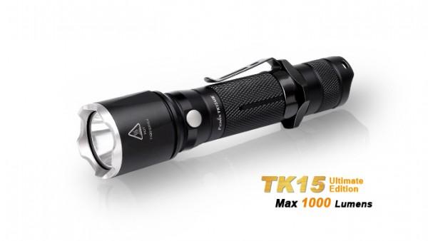 Fenix TK15UE CREE XP-L HI V3 LED Taschenlampe