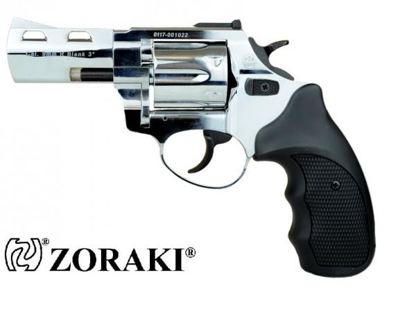Zoraki R2 Chrom 3'' Schreckschussrevolver