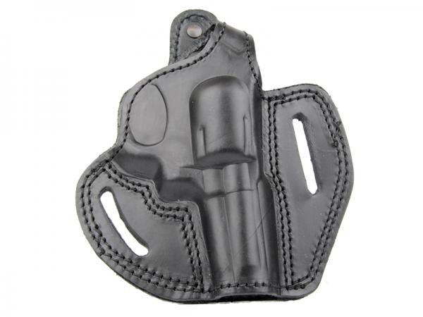 FIRST STRIKE Passform-Holster Leder für Zoraki R1 + R2 Schreckschussrevolver