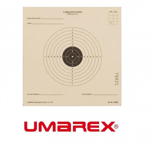 Luftgewehr-Zielscheiben