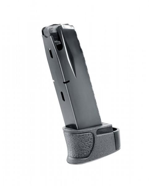 Verlängertes Magazin S&W M&P 9C 15-schüssig Kaliber 9mm PAK