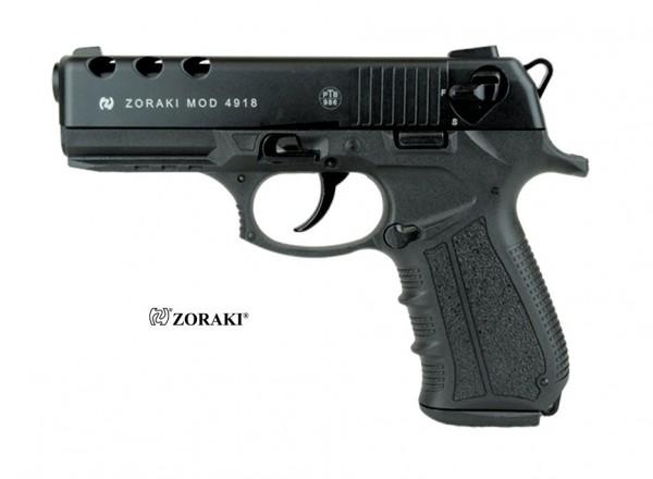 Zoraki 4918 Schreckschusspistole 9mm P.A.K Schwarz