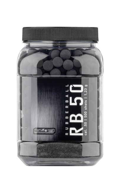 T4E Rubberballs Kaliber 50 1,23 Gramm