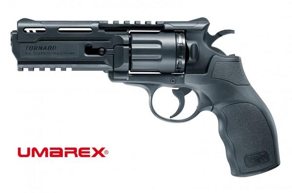 Umarex Tornado - CO2 Revolver im Kal. 4,5 mm + 5 CO2 Kapseln