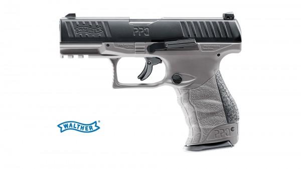 Walther PPQ M2 T4E RAM Kaliber.43 Tungsten Gray