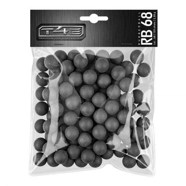 T4E RB .68 Rubberballs Inhalt: 100 Stück