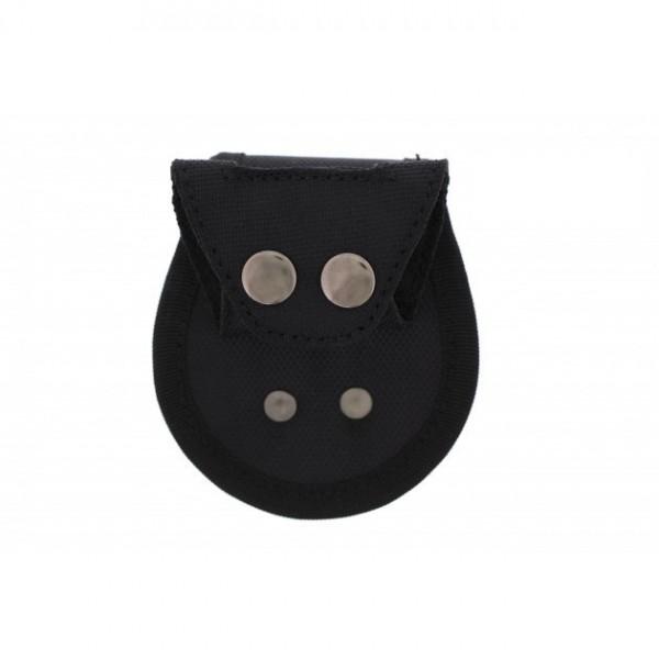 Handschellen-Etui aus Leder / Nylon
