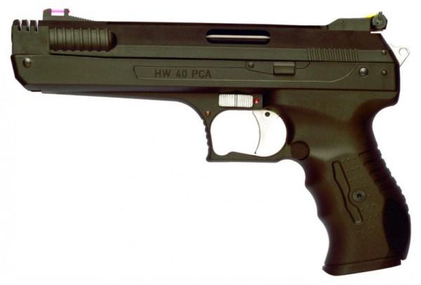 Weihrauch HW 40 PCA Kaliber 4,5 mm