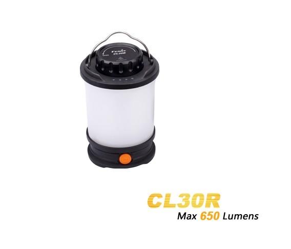 Fenix CL30R LED Campingleuchte mit USB Anschluss