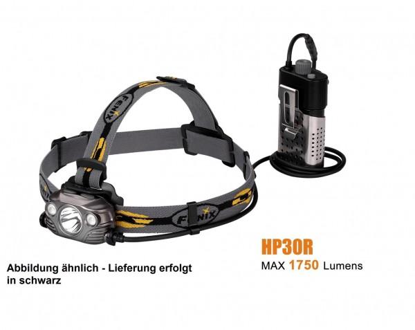 Fenix HP30R LED Stirnlampe Schwarz