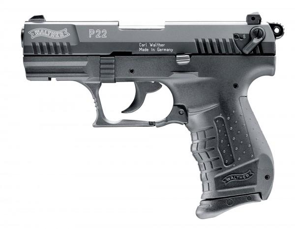 Walther P22 Schreckschusspistole 9 mm P.A.K.