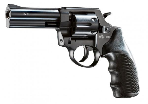 Röhm RG99 Schreckschuss Revolver Brüniert