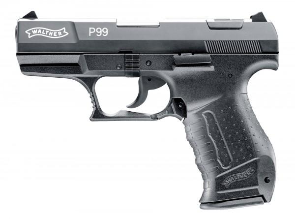 Walther P99 9 mm P.A.K. Schreckschusspistole