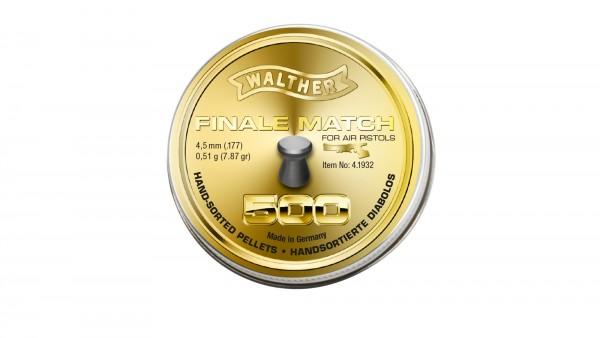 Walther Diabolos Finale Match Pistol