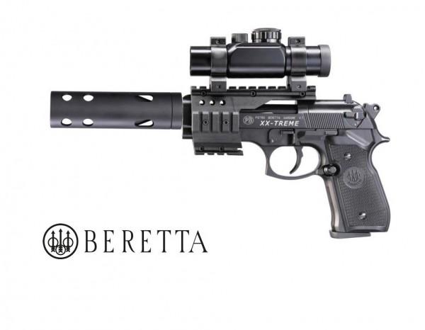 Beretta M 92 FS XX-Treme CO2 Pistole
