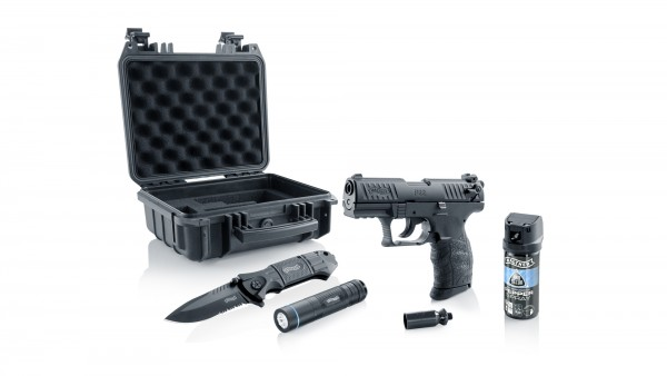 """Walther P22Q """"Ready 2 defend""""-Kit"""