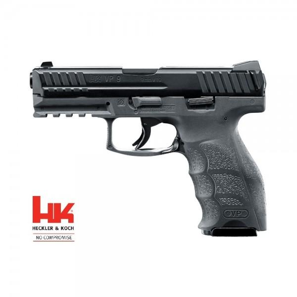 Heckler & Koch VP9 Tungsten Gray CO2 Pistole