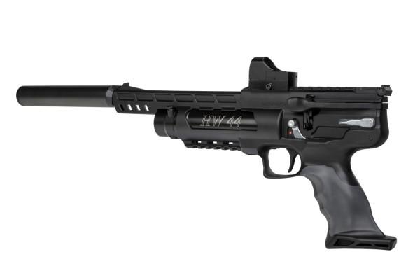 Preissluftpistole Weihrauch HW 44 Luftpistole 4,5mm 7,5 Joule