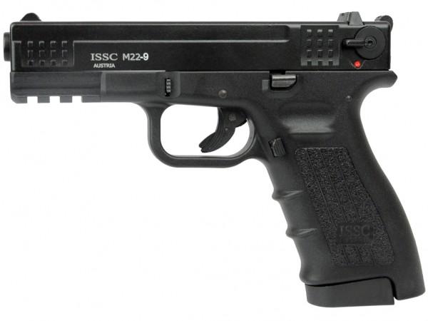 ISSC M22-9 Ceonic Schreckschusspistole 9 mm P.A.K. Schwarz