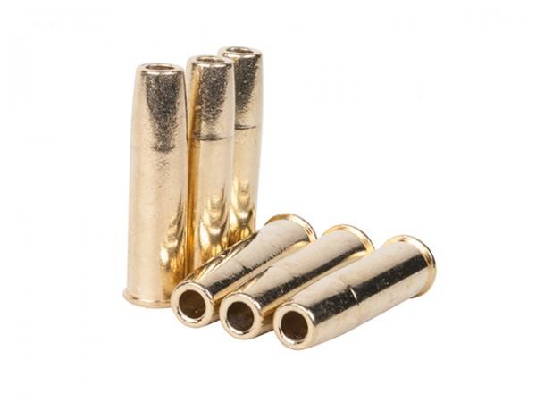 Ladehülsen 4,5 mm Diabolo für Schofield Revolver