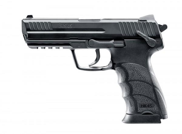 Heckler & Koch HK45 CO2 Luftpistole NBB 4,5 mm BB`s