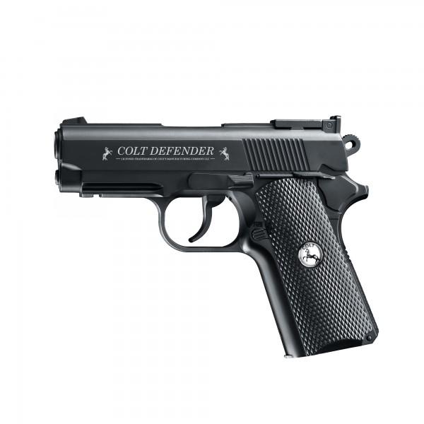 Colt Defender CO2 Pistole 4,5 mm Brüniert Vollmetall