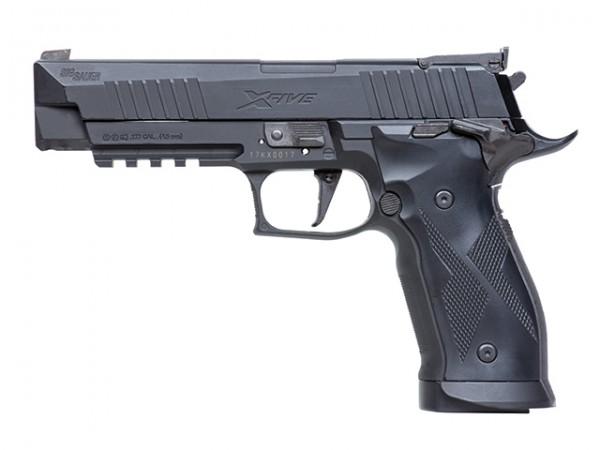 Sig Sauer X-Five CO2 Pistole Kal. 4,5 mm BB