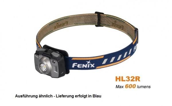 Fenix HL32R LED Stirnlampe Blau