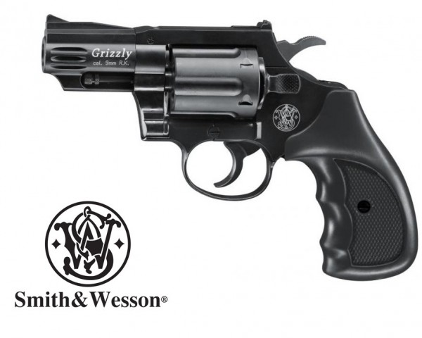 Smith and Wesson Mod. Grizzly