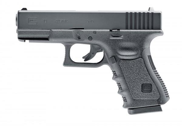 Glock 19 CO2-Pistole Kaliber 4,5 mm Stahl BB