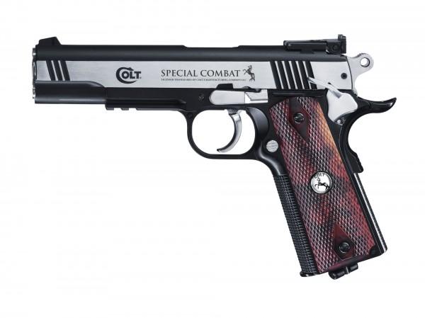 Colt Special Combat Classic Dark Ops CO2 Pistole