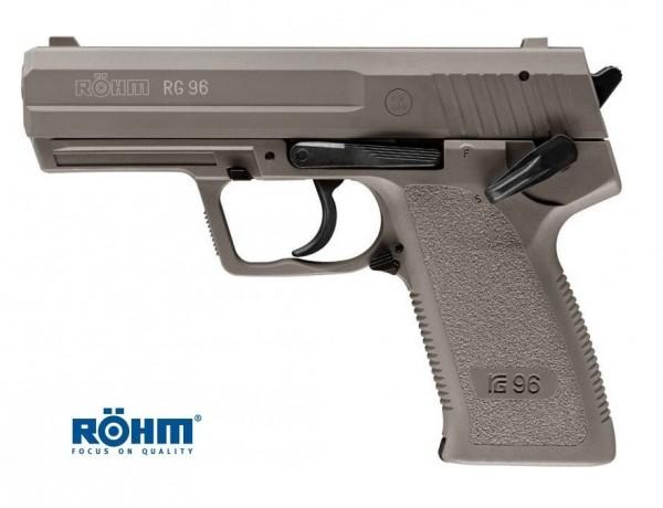 RG96 Gaspistole Icon Grey