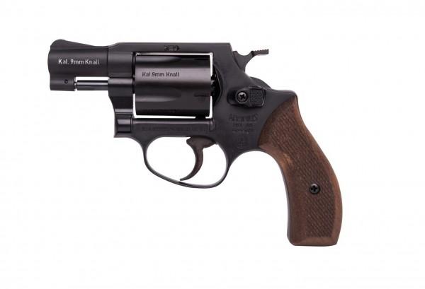 Weihrauch HW 88 Super Airweight 9 mm Brüniert Schreckschuss Revolver