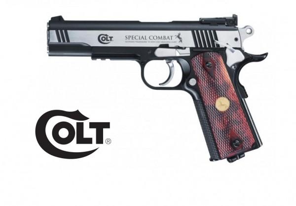 Colt Special Combat Classic Brüniert CO2 Pistole