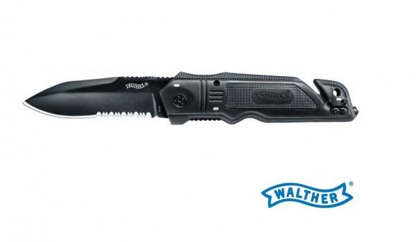 Walther Rescue Knife Schwarz