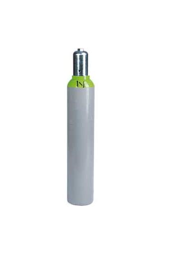Gehmann Pressluftflasche 10 Liter für 200 bar mit Fußring und Ventilschutz