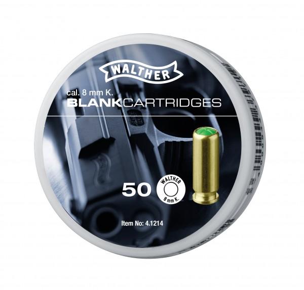 Walther Knallpatronen 8 mm