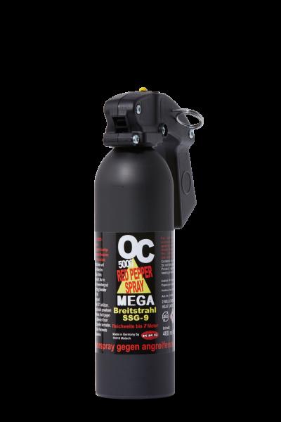 OC 5000 Breitstrahl Pfefferspray 400 ml