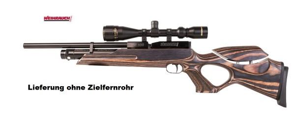 Weihrauch HW 100 TK Pressluftgewehr 4,5mm Schichtholzschaft